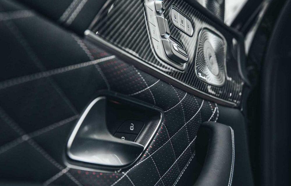 SUV cu performanțe de supercar. Mercedes-AMG GLS 63 modificat de Brabus are 800 CP - Poza 9