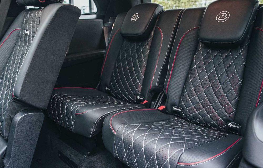SUV cu performanțe de supercar. Mercedes-AMG GLS 63 modificat de Brabus are 800 CP - Poza 8
