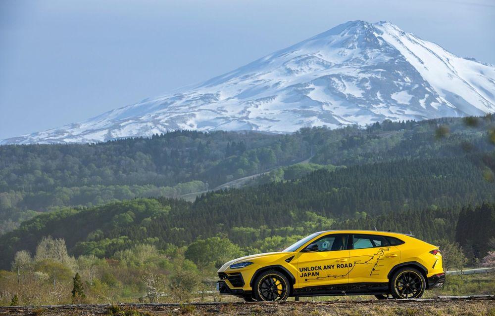 Lamborghini a traversat Japonia cu două Urus, pe un traseu de peste 6.500 de kilometri - Poza 10