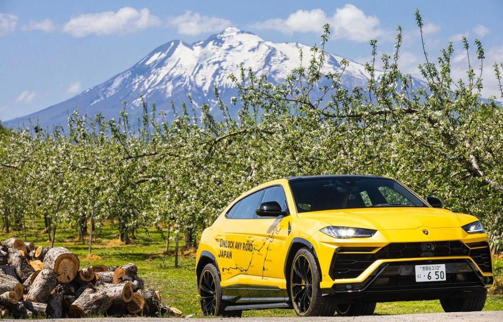 Lamborghini a traversat Japonia cu două Urus, pe un traseu de peste 6.500 de kilometri - Poza 16