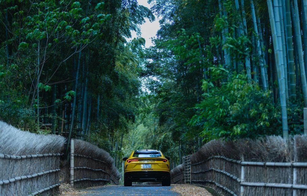 Lamborghini a traversat Japonia cu două Urus, pe un traseu de peste 6.500 de kilometri - Poza 6