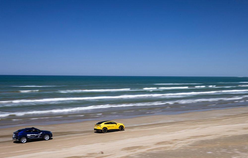 Lamborghini a traversat Japonia cu două Urus, pe un traseu de peste 6.500 de kilometri - Poza 12