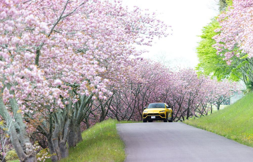 Lamborghini a traversat Japonia cu două Urus, pe un traseu de peste 6.500 de kilometri - Poza 19