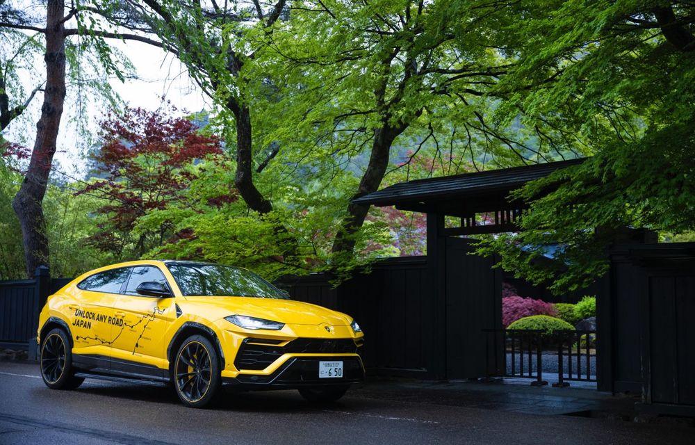Lamborghini a traversat Japonia cu două Urus, pe un traseu de peste 6.500 de kilometri - Poza 29