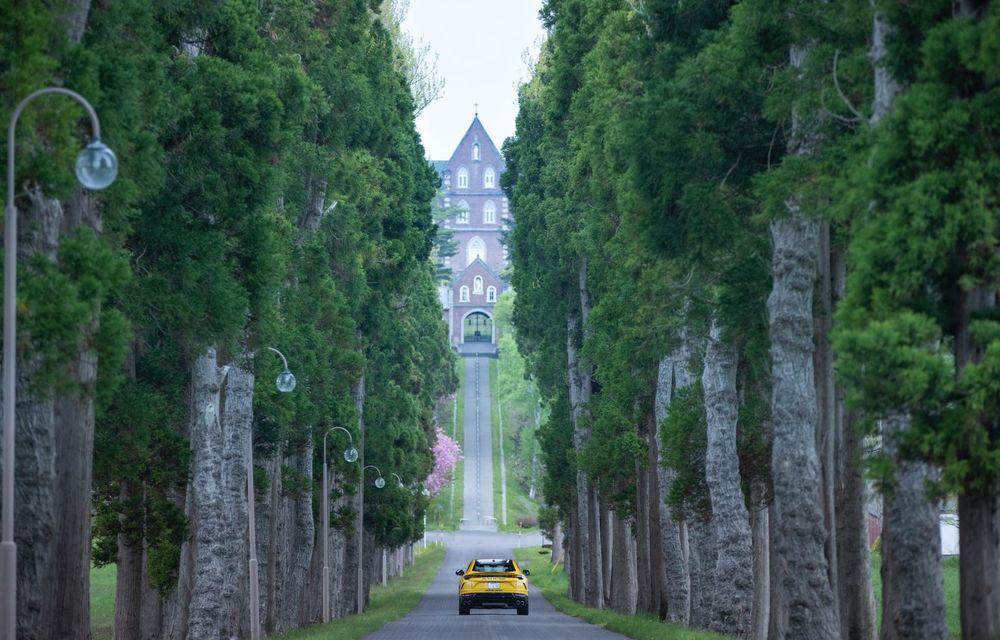 Lamborghini a traversat Japonia cu două Urus, pe un traseu de peste 6.500 de kilometri - Poza 20