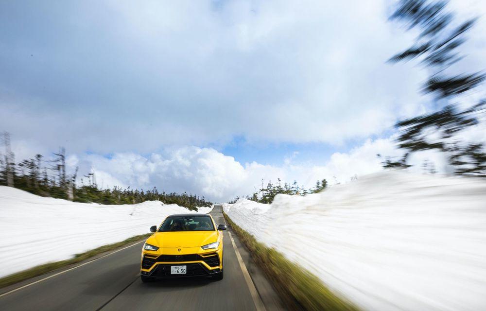 Lamborghini a traversat Japonia cu două Urus, pe un traseu de peste 6.500 de kilometri - Poza 15