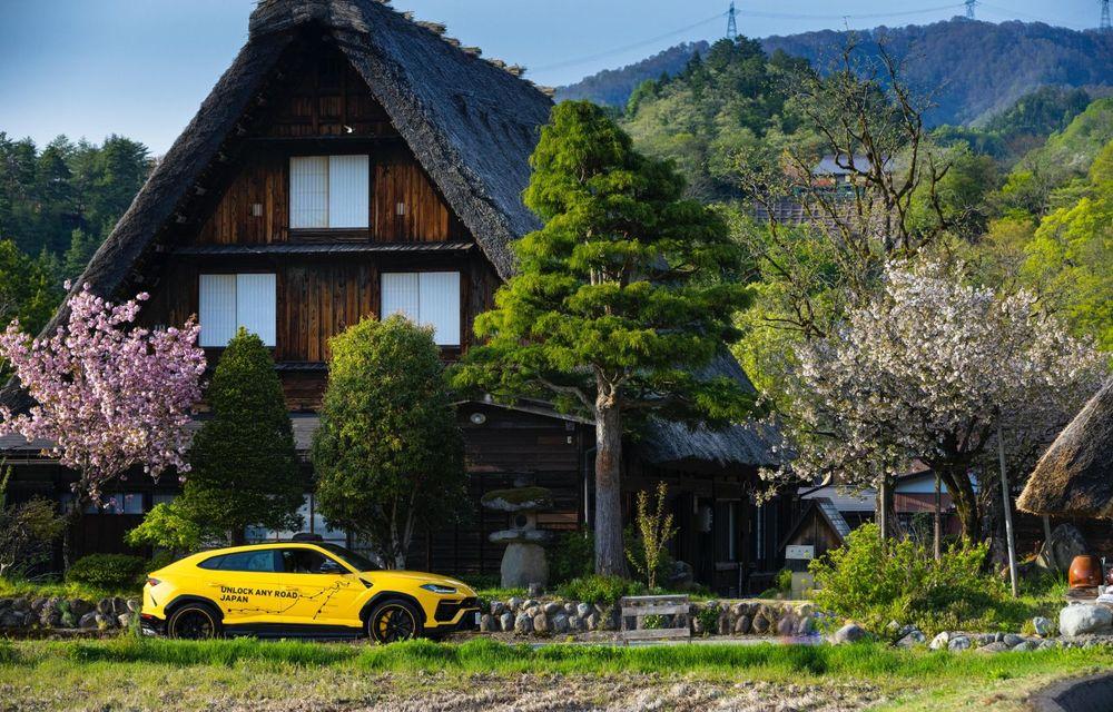 Lamborghini a traversat Japonia cu două Urus, pe un traseu de peste 6.500 de kilometri - Poza 11
