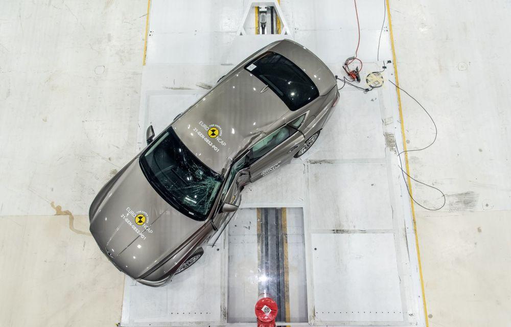 Noi rezultate Euro NCAP: 5 stele pentru Genesis G80 și QV 80, 4 stele pentru Citroen C4 - Poza 15