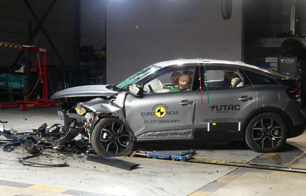 Noi rezultate Euro NCAP: 5 stele pentru Genesis G80 și QV 80, 4 stele pentru Citroen C4 - Poza 18