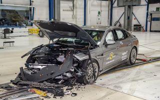 Noi rezultate Euro NCAP: 5 stele pentru Genesis G80 și QV 80, 4 stele pentru Citroen C4