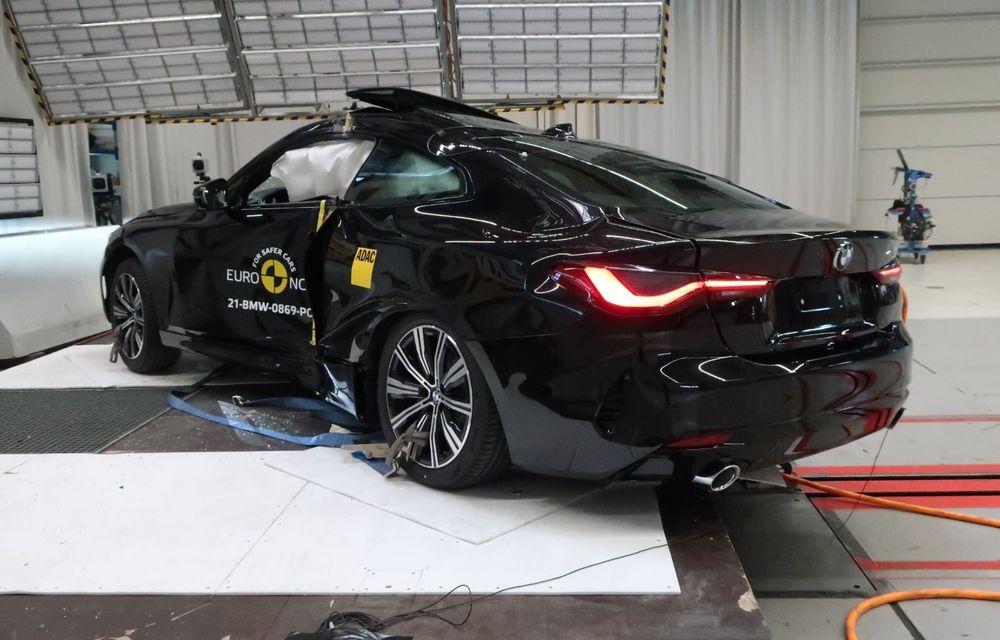 Noi rezultate Euro NCAP: 5 stele pentru Genesis G80 și QV 80, 4 stele pentru Citroen C4 - Poza 23