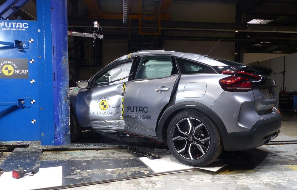 Noi rezultate Euro NCAP: 5 stele pentru Genesis G80 și QV 80, 4 stele pentru Citroen C4 - Poza 20