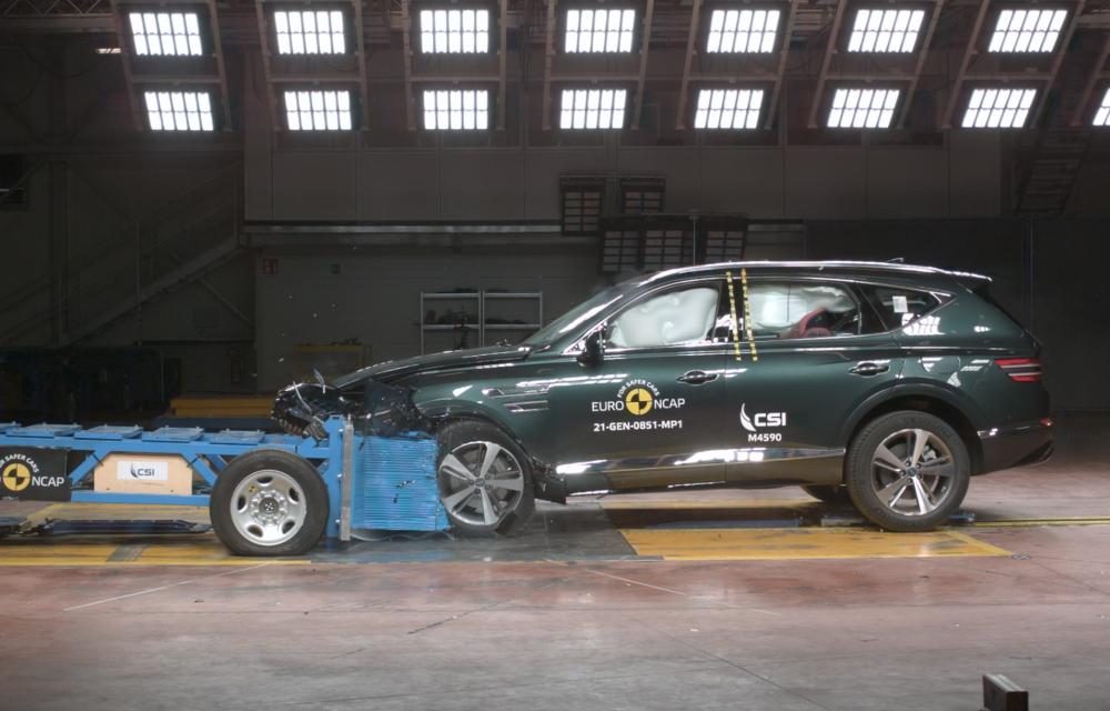 Noi rezultate Euro NCAP: 5 stele pentru Genesis G80 și QV 80, 4 stele pentru Citroen C4 - Poza 3