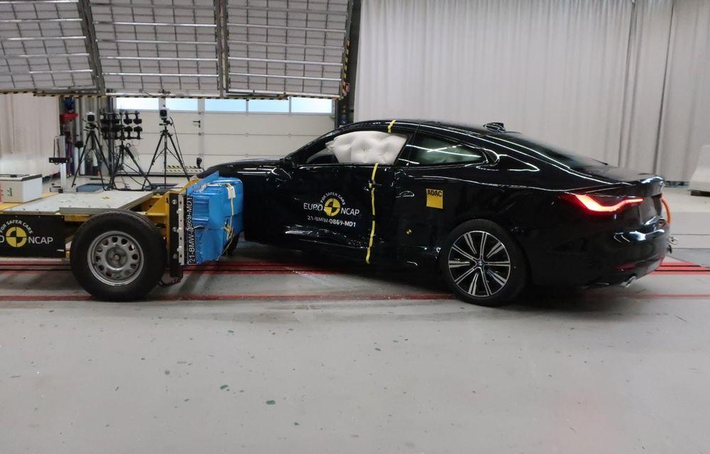 Noi rezultate Euro NCAP: 5 stele pentru Genesis G80 și QV 80, 4 stele pentru Citroen C4 - Poza 25
