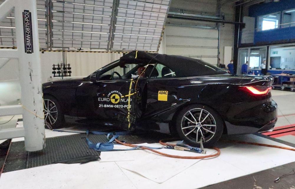 Noi rezultate Euro NCAP: 5 stele pentru Genesis G80 și QV 80, 4 stele pentru Citroen C4 - Poza 26