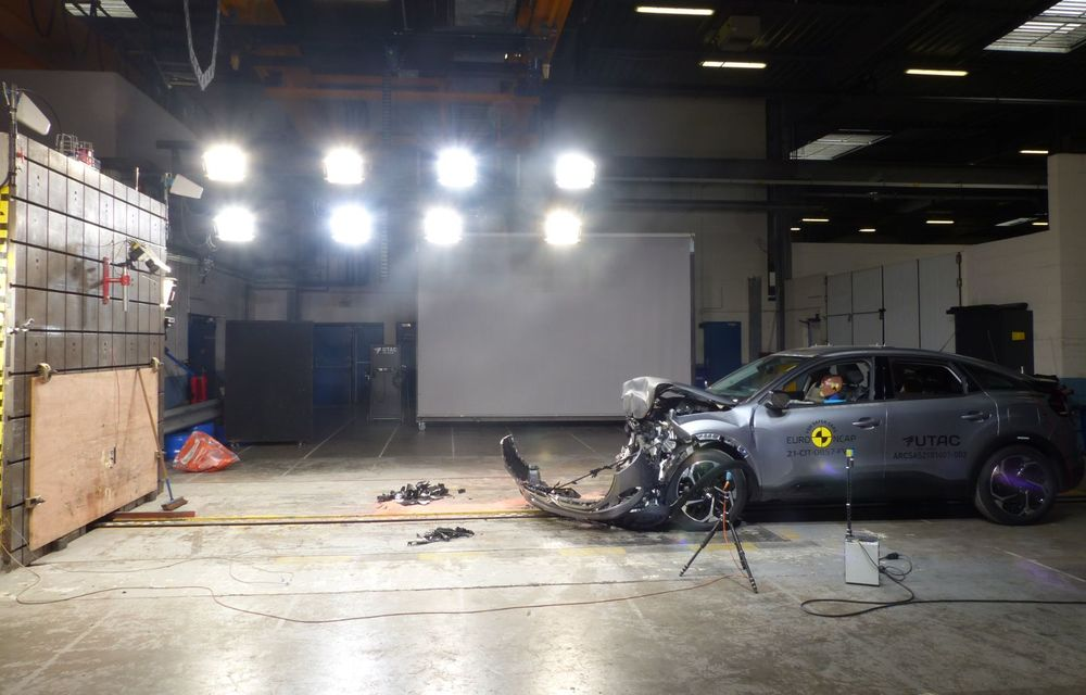 Noi rezultate Euro NCAP: 5 stele pentru Genesis G80 și QV 80, 4 stele pentru Citroen C4 - Poza 32
