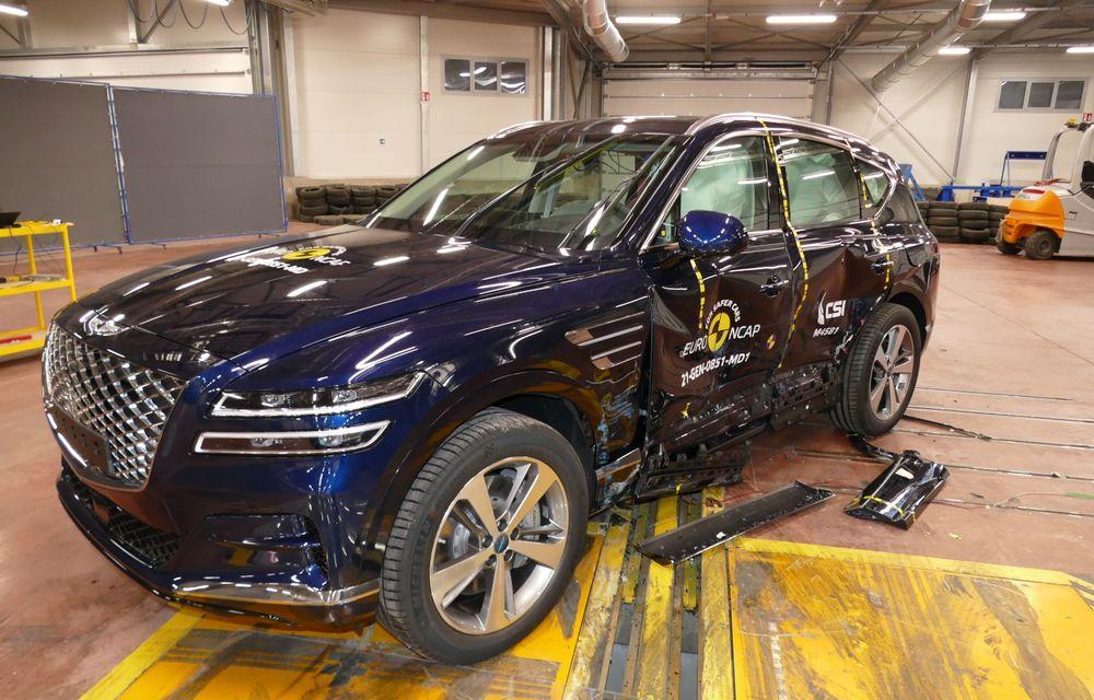 Noi rezultate Euro NCAP: 5 stele pentru Genesis G80 și QV 80, 4 stele pentru Citroen C4 - Poza 5