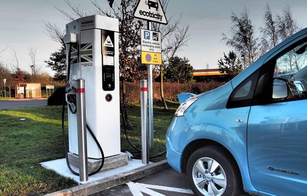 Marea Britanie vrea investiții de 350 de milioane de euro în infrastructura de încărcare a mașinilor electrice - Poza 1