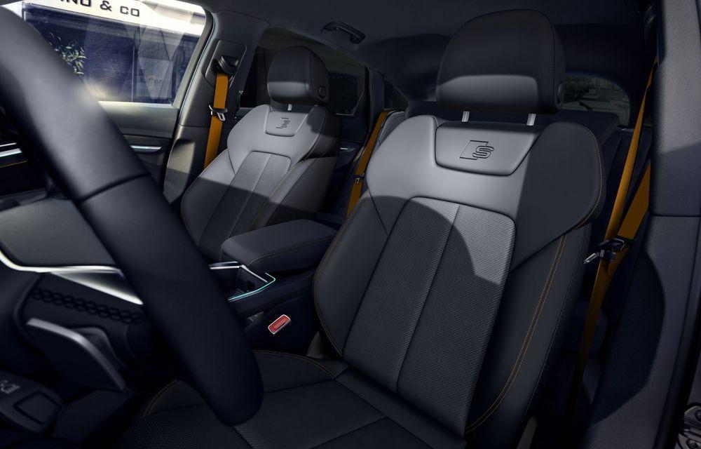Audi lansează o nouă versiune specială S Line Black Edition pentru SUV-ul electric e-tron - Poza 7