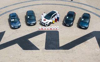 Kia a atins borna 4.000.000 de mașini produse la uzina din Slovacia