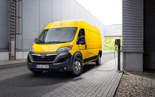 Opel lansează noua generație Movano. Disponibil, în premieră, și cu versiune 100% electrică