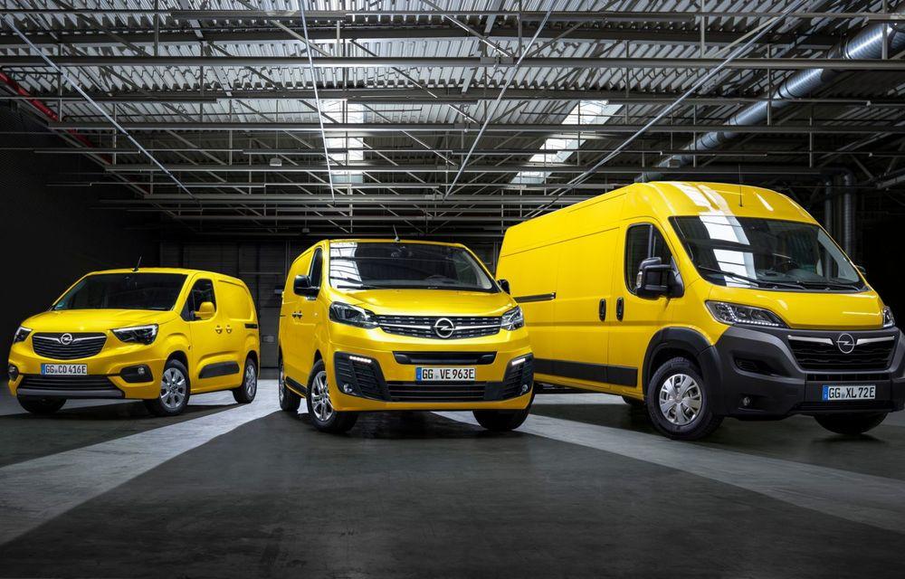 Opel lansează noua generație Movano. Disponibil, în premieră, și cu versiune 100% electrică - Poza 6
