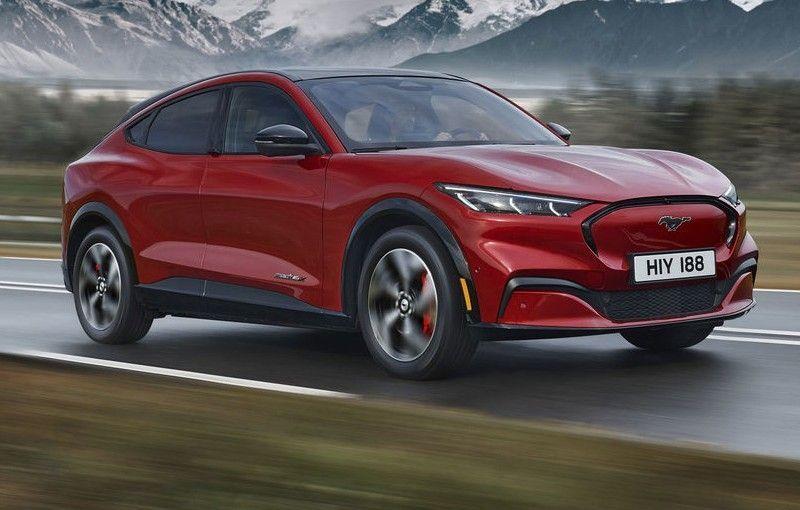 """Ford: """"Vrem ca mașinile electrice să reprezinte 40% din vânzările globale până în 2030"""" - Poza 1"""