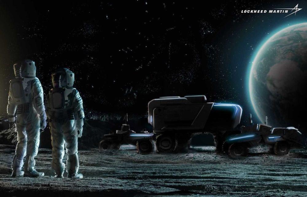 General Motors va construi împreună cu NASA vehicule care vor fi conduse pe Lună - Poza 1