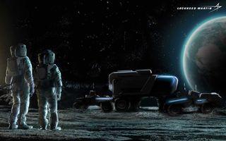 General Motors va construi împreună cu NASA vehicule care vor fi conduse pe Lună