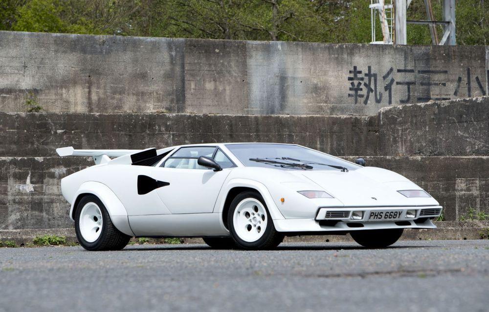 Countach la aniversare: designul legendar care încă influențează modelele Lamborghini - Poza 5