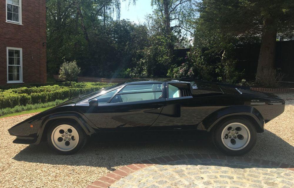 Countach la aniversare: designul legendar care încă influențează modelele Lamborghini - Poza 12