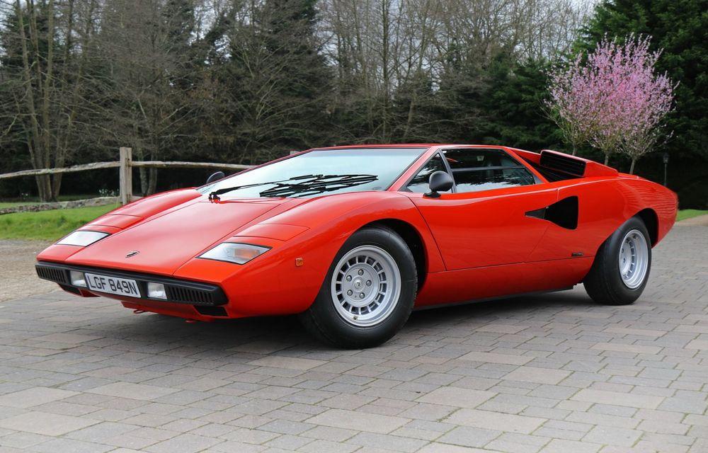 Countach la aniversare: designul legendar care încă influențează modelele Lamborghini - Poza 10
