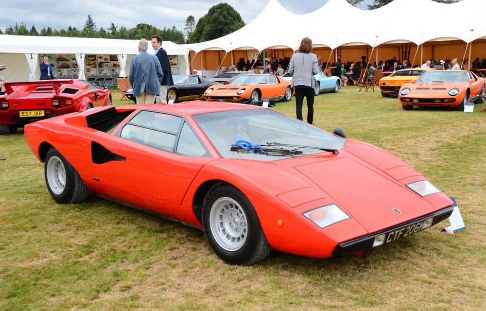 Countach la aniversare: designul legendar care încă influențează modelele Lamborghini - Poza 11