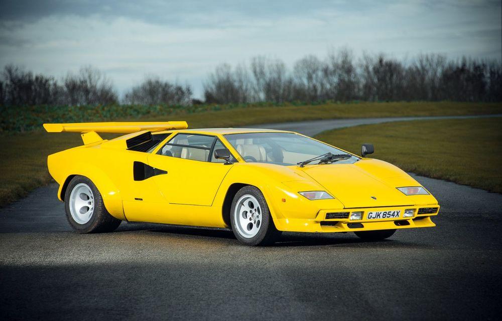 Countach la aniversare: designul legendar care încă influențează modelele Lamborghini - Poza 13