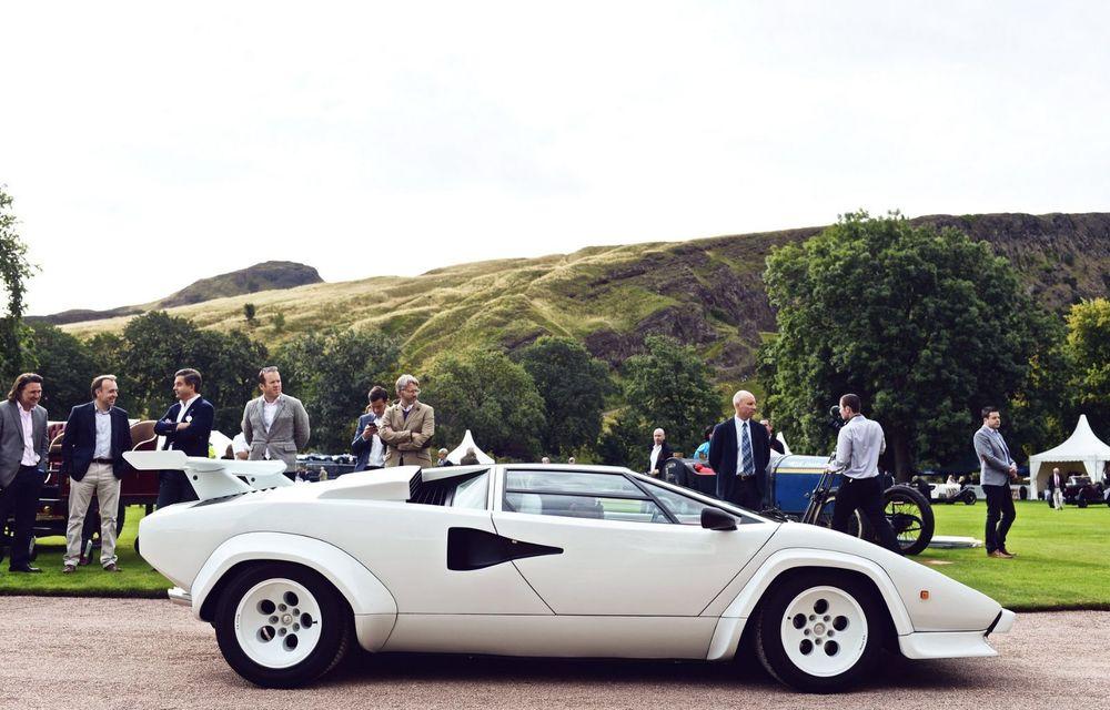 Countach la aniversare: designul legendar care încă influențează modelele Lamborghini - Poza 6