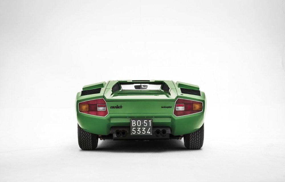 Countach la aniversare: designul legendar care încă influențează modelele Lamborghini - Poza 4