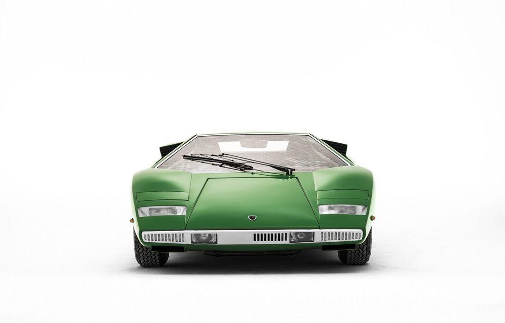 Countach la aniversare: designul legendar care încă influențează modelele Lamborghini - Poza 2