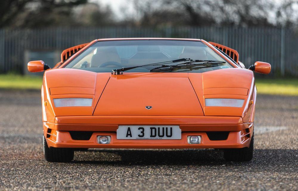 Countach la aniversare: designul legendar care încă influențează modelele Lamborghini - Poza 7