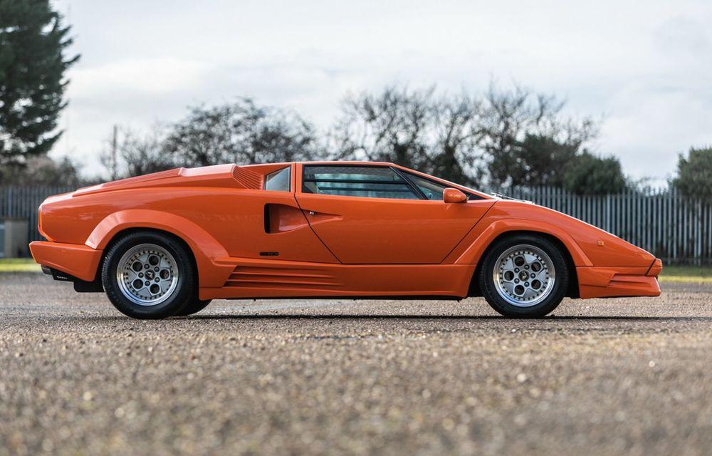 Countach la aniversare: designul legendar care încă influențează modelele Lamborghini - Poza 8