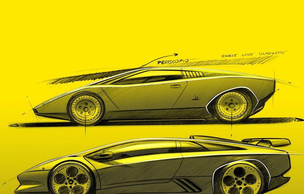 Countach la aniversare: designul legendar care încă influențează modelele Lamborghini - Poza 20