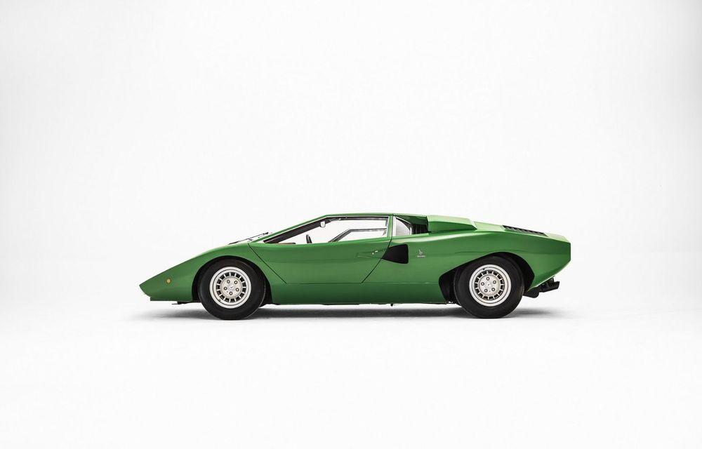 Countach la aniversare: designul legendar care încă influențează modelele Lamborghini - Poza 3