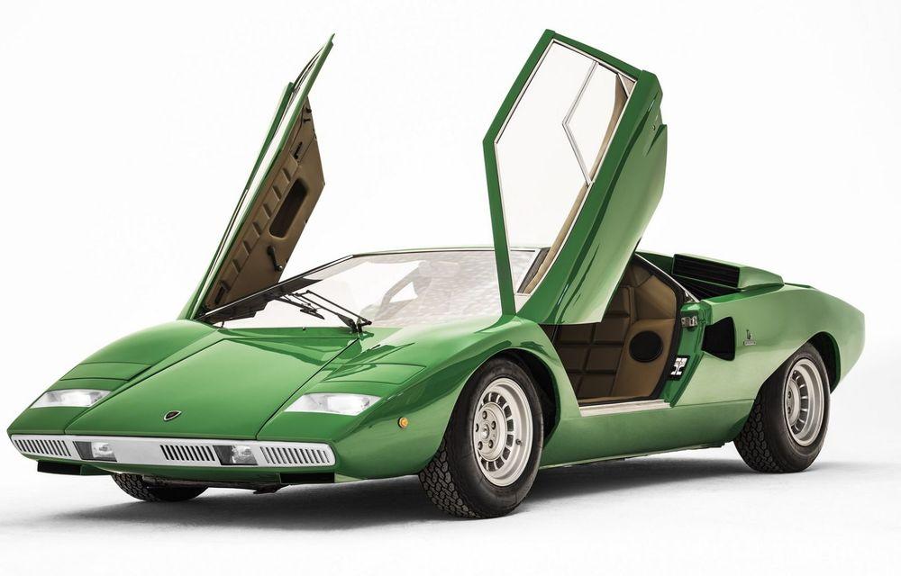 Countach la aniversare: designul legendar care încă influențează modelele Lamborghini - Poza 1