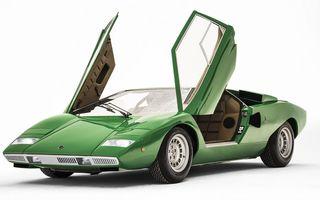 Countach la aniversare: designul legendar care încă influențează modelele Lamborghini