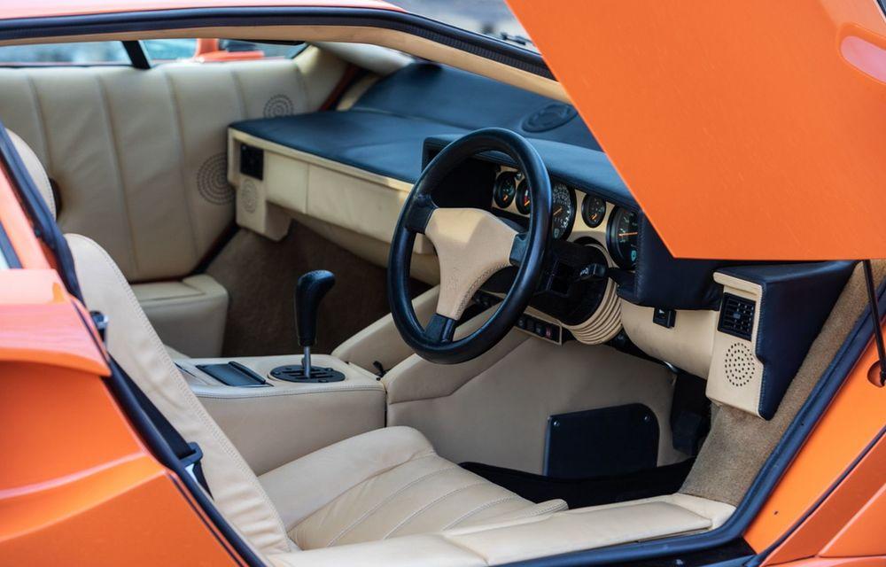 Countach la aniversare: designul legendar care încă influențează modelele Lamborghini - Poza 16