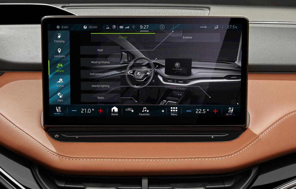 """Mașinile din """"Aventour la feminin"""" by Textar: Skoda Enyaq, un SUV electric cu autonomie mare și aer premium - Poza 24"""