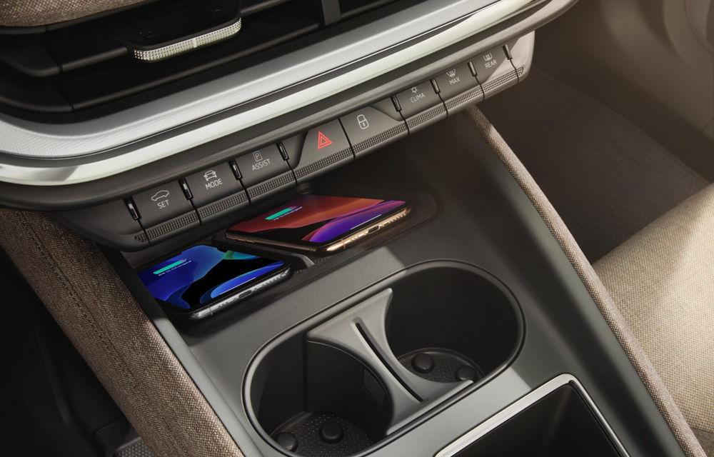 """Mașinile din """"Aventour la feminin"""" by Textar: Skoda Enyaq, un SUV electric cu autonomie mare și aer premium - Poza 19"""