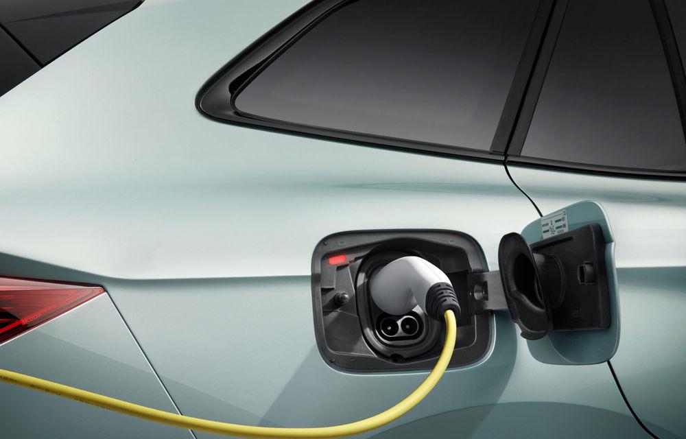 """Mașinile din """"Aventour la feminin"""" by Textar: Skoda Enyaq, un SUV electric cu autonomie mare și aer premium - Poza 8"""