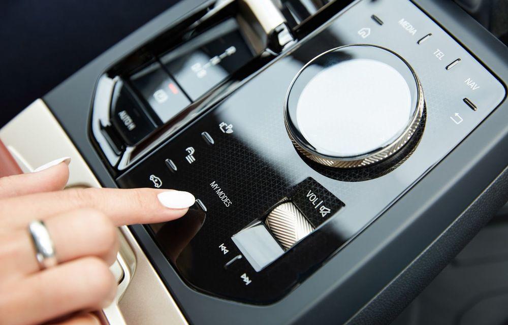BMW iX în detaliu: până la 523 de cai putere și 630 de kilometri autonomie maximă - Poza 18