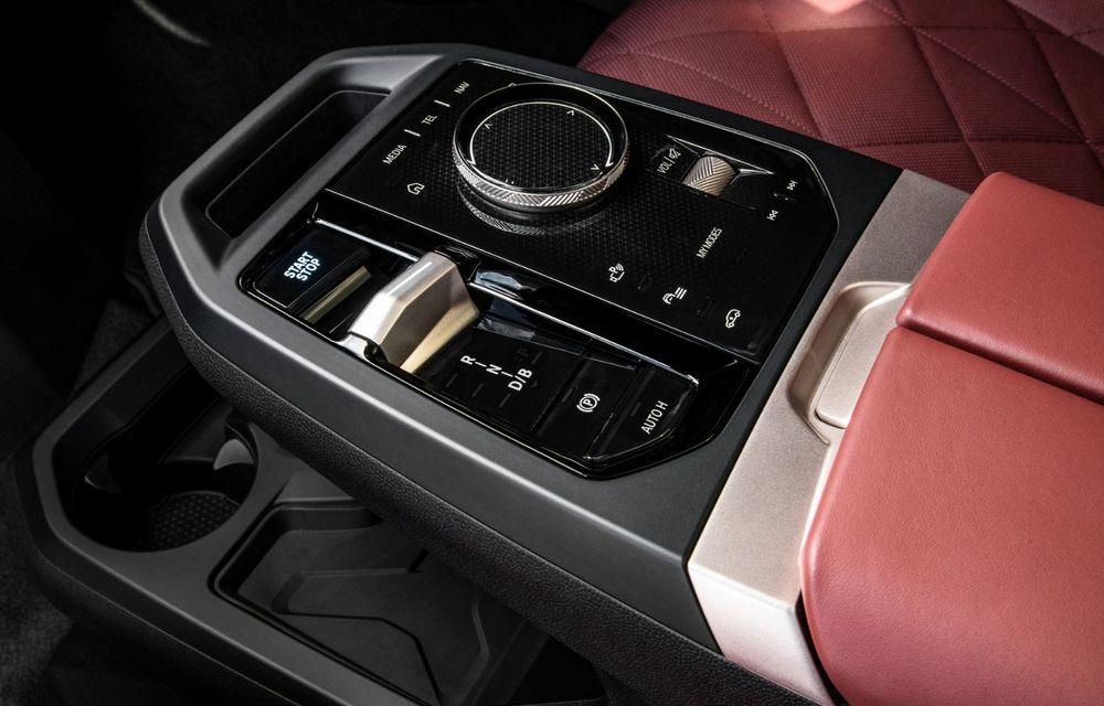 BMW iX în detaliu: până la 523 de cai putere și 630 de kilometri autonomie maximă - Poza 19