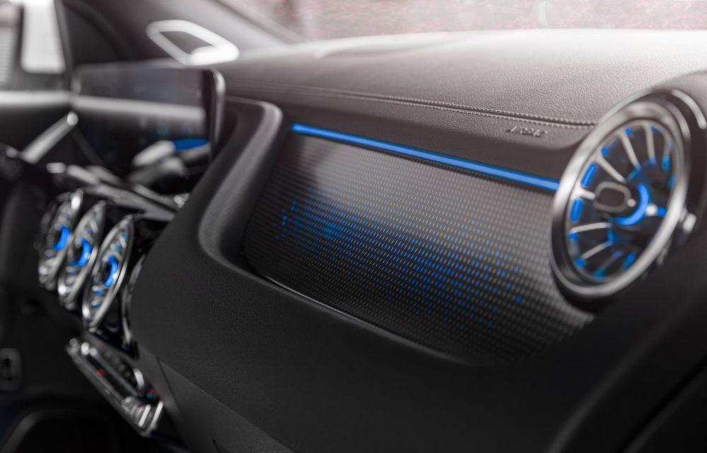 """Mașinile din """"Aventour la feminin"""" by Textar: Mercedes-Benz EQA, cel mai mic SUV electric al nemților, promite multă tehnologie - Poza 22"""